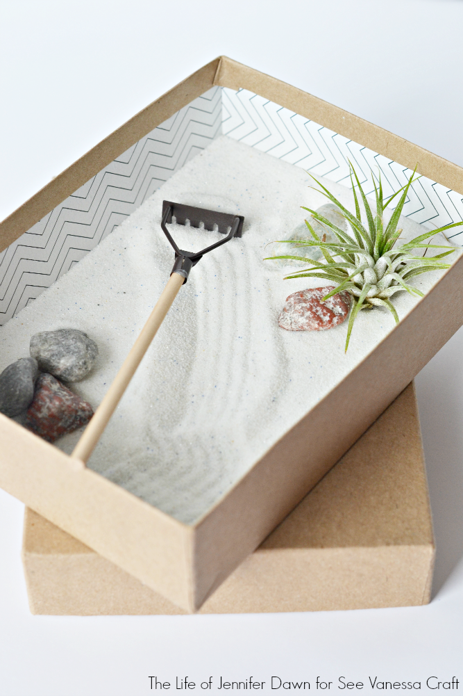 Marvellous  Cute Ways To Upcycle Old Birchboxes With Entrancing Make A Mini Zen Garden For Your Office With Nice West Facing Garden Plants Also Asda Home Garden Furniture In Addition How To Make A Hanging Garden And Garden Rakes As Well As Large Water Fountains For Gardens Additionally Inverness Botanic Gardens From Momdealscom With   Entrancing  Cute Ways To Upcycle Old Birchboxes With Nice Make A Mini Zen Garden For Your Office And Marvellous West Facing Garden Plants Also Asda Home Garden Furniture In Addition How To Make A Hanging Garden From Momdealscom