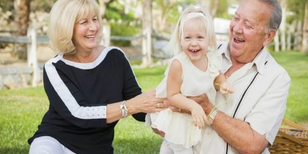 Babysitting Grandchildren Reduces Your Risk of Alzheimer's, Studies Show