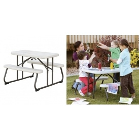 Kids Picnic Table Just $44 Shipped