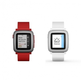Pebble Time Smartwatch $69.99