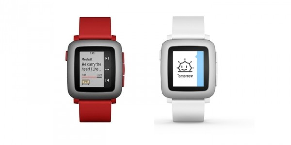Pebble Time Smartwatch $69.99 @ Newegg