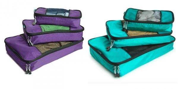 TravelWise Packing Cubes 3 Piece Set $9.95 @ Amazon