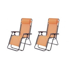 Two Zero Gravity Chairs $80 Shipped