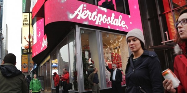 Here Are All The U.S. Stores Aeropostale Is Closing