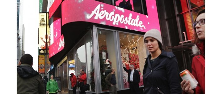 List of Aeropostale Store Closings