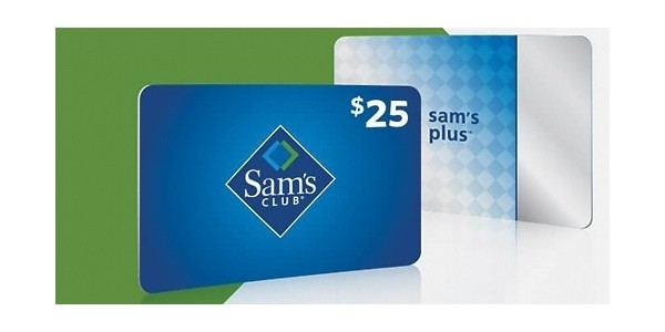 1-Year Sam's Club Plus Membership w/ Freebies $45