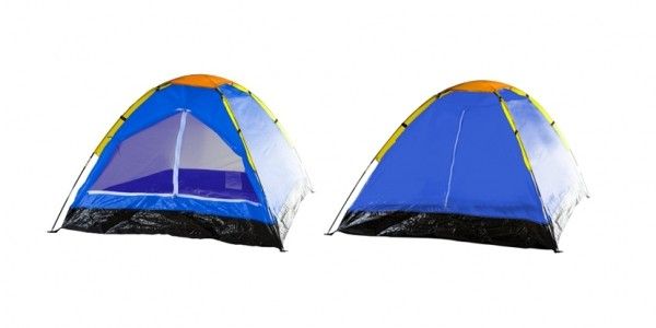 Happy Camper 2-Person Tent with Carry Bag $11.99