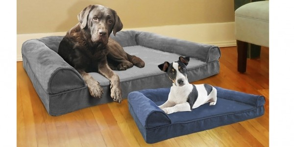 Orthopedic Pet Bed $14.99 @ Groupon