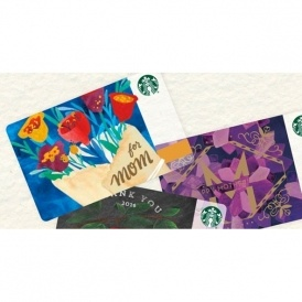 FREE $10 Gift Card @ Starbucks!