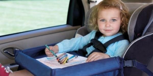 Waterproof Kids' Travel Tray $8.99 Shipped @ eBay