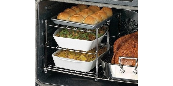 Betty Crocker 3-tier Oven Rack $8.40 @ Amazon