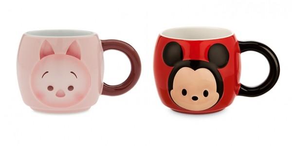 Disney Character Mugs @ Disney Store