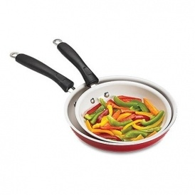 2 Nonstick Skillets for Only $14.99!