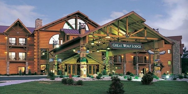 Great Wolf Lodge Packages Starting At ONLY $99 Per Night @ Groupon