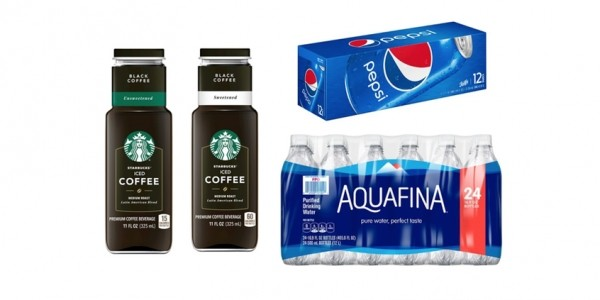 $5 Gift Card w/ $15 Purchase of Pepsi or Starbucks @ Target