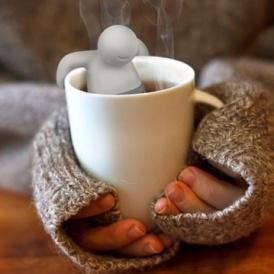 Adorable Mr. Tea Infuser Just $3.28 @ Amazon