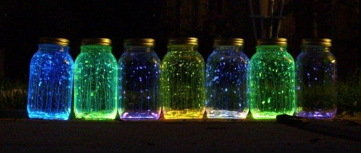 11 creative ways to use glow sticks this halloween - Glow Sticks For Halloween