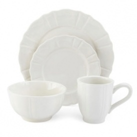 JCP Home Ashley Scalloped Stoneware 16-Piece Dinnerware Set $36 (reg. $120) @ JCPenney  sc 1 st  Momdeals.com & JCP Home Ashley Scalloped Stoneware 16-Piece Dinnerware Set $36 (reg ...