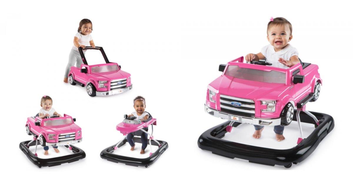 Ford F 150 3 Ways To Play Baby Walker 58 Walmart