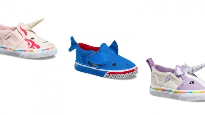 ccaa18fdb6 Best Prices on Kids Unicorn Vans And Shark Vans