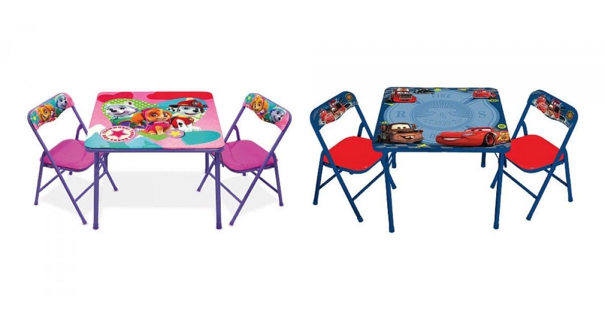 Kids Activity Table Amp Chairs Sets Just 20 Toys R Us