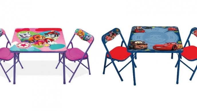 Kids Activity Table Chairs Sets Just 20 Toys R Us