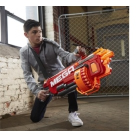 NERF N-Strike MEGA Mastodon Blaster + Free Dart Pack $63 (Reg. $80) @ Toys  R Us