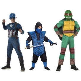 Halloween Costumes On Clearance From $4 @ Walmart