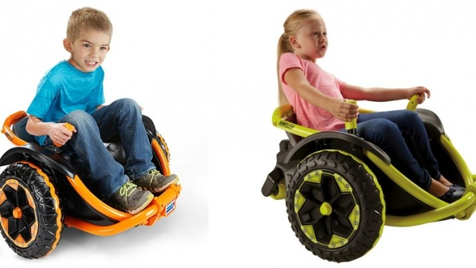 Save $40 Off These Power Wheels Wild Thing Ride-Ons @ Toys R Us