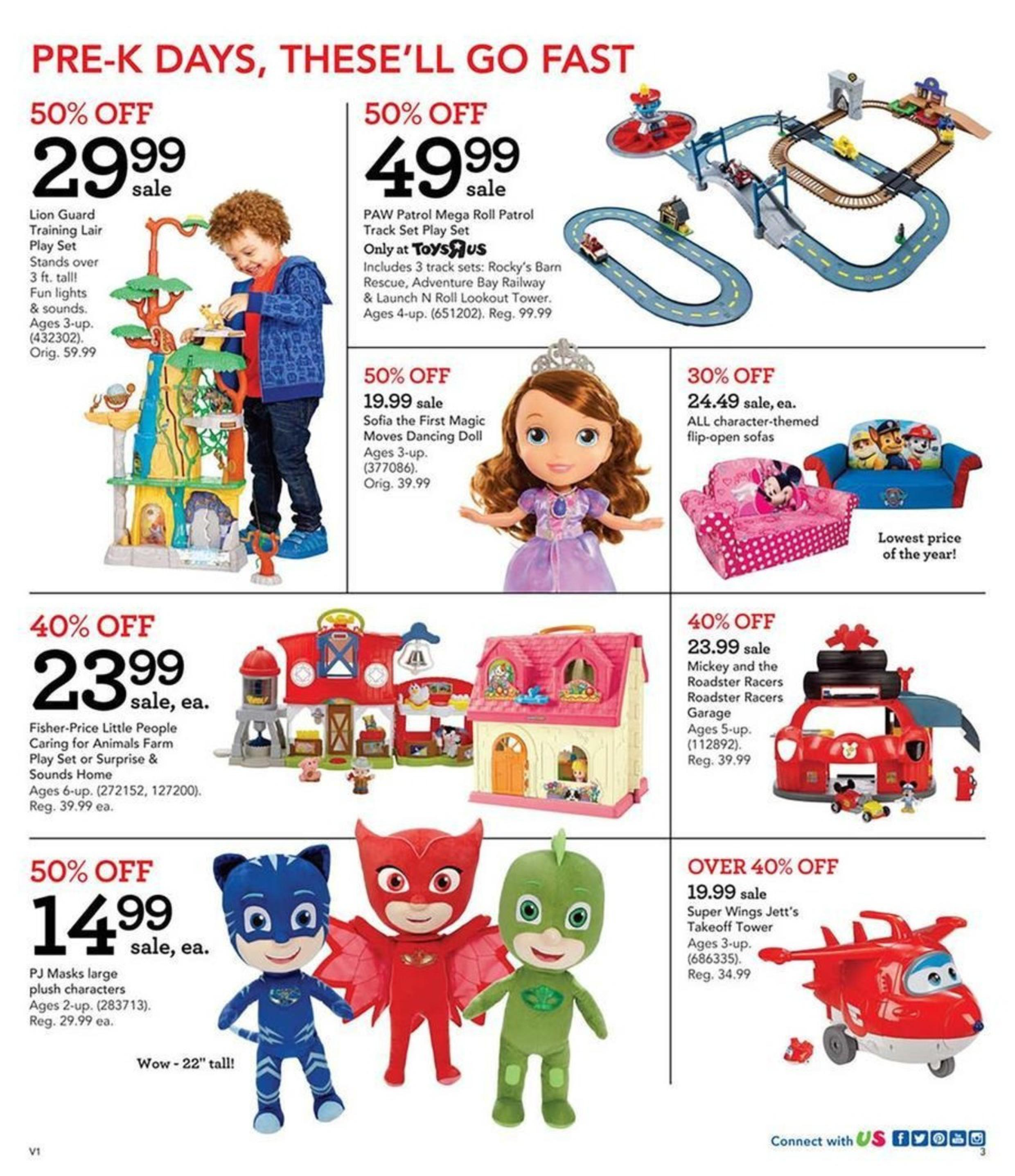 Toys R Us Black Friday 2017 Ad — The Best Toys R Us Black Friday Deals