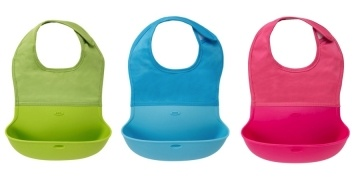 oxo-tot-roll-up-bib-with-built-in-tray-just-dollar-7-each-kohls-10056