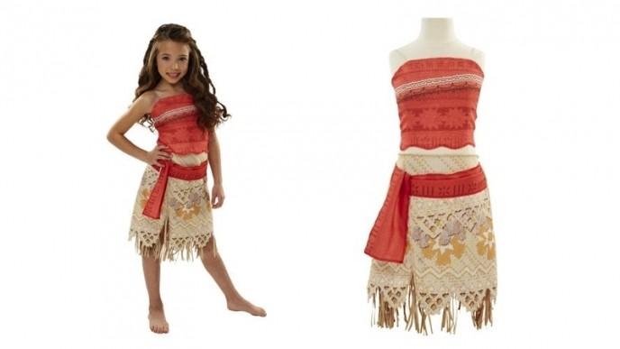 Costume Moana Toys R Us