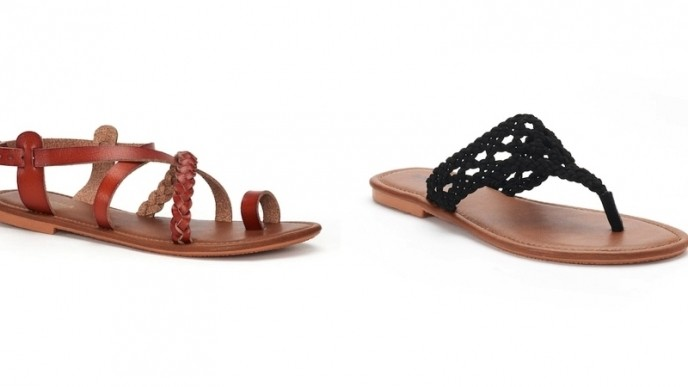 a5d6d57bacb5 Sonoma Women s Sandals Just  8 Shipped With Codes   Kohl s