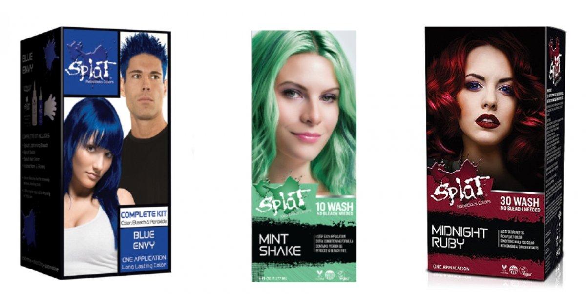 Buy One Get One Free Splat Hair Colors Ulta