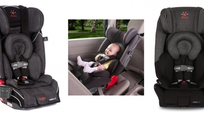 Diono Radian RXT All In One Convertible Car Seat Just 187 Today Only Zulily