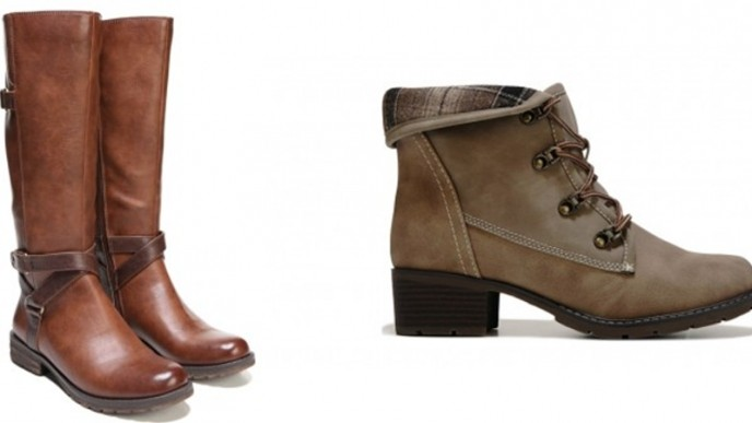 Boots + Extra 15% Off @ Famous Footwear