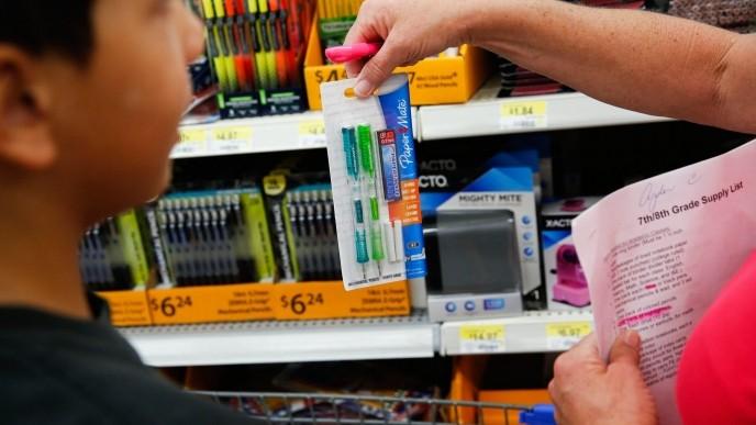 Best Walmart Back To School Deals 2018