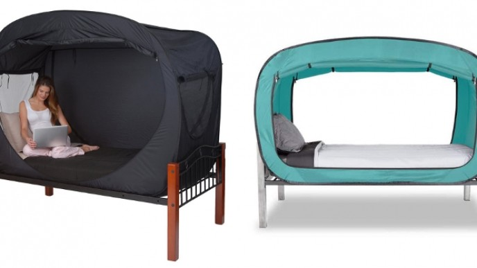 Privacy Pop Bed Tents From 130 Amazon