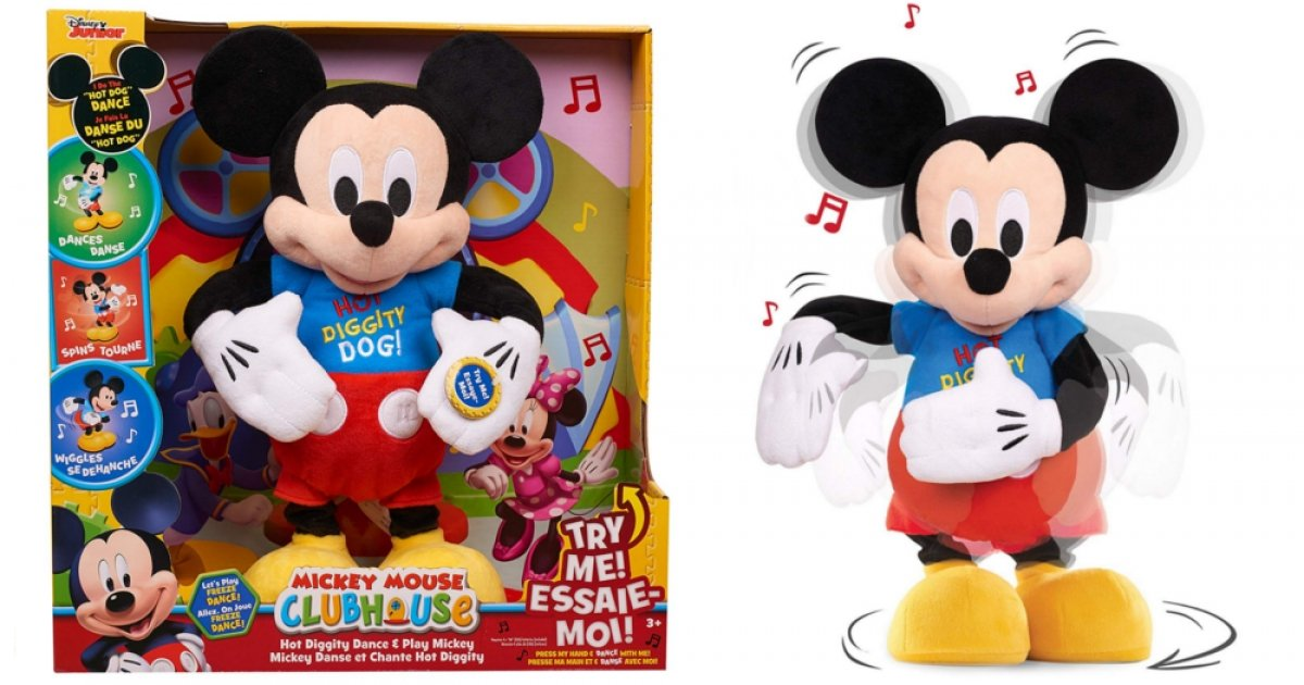 Hot Diggity Dance Play Mickey Just 33 Amazon