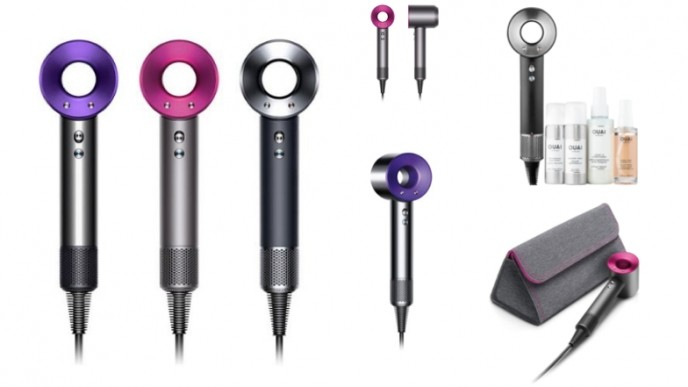 Best Dyson Hair Dryer Black Friday Deals