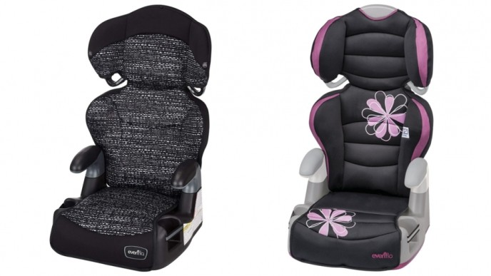 Evenflo Big Kid High Back Booster Car Seats Just 25 Amazon