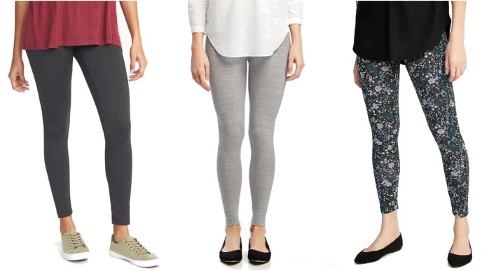 af3a80ca Women's And Girls Leggings Just $5 Today Only @ Old Navy