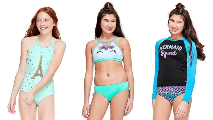 d957109d38d Buy 1 Get 1 Free Girls Swim Separates @ Justice