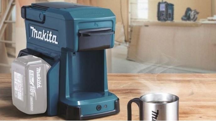 Makita Cordless Coffee Maker 99 Was 164 At Amazon