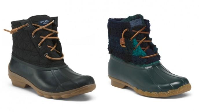 Sperry Duck Boots $59.99 (Reg. $100