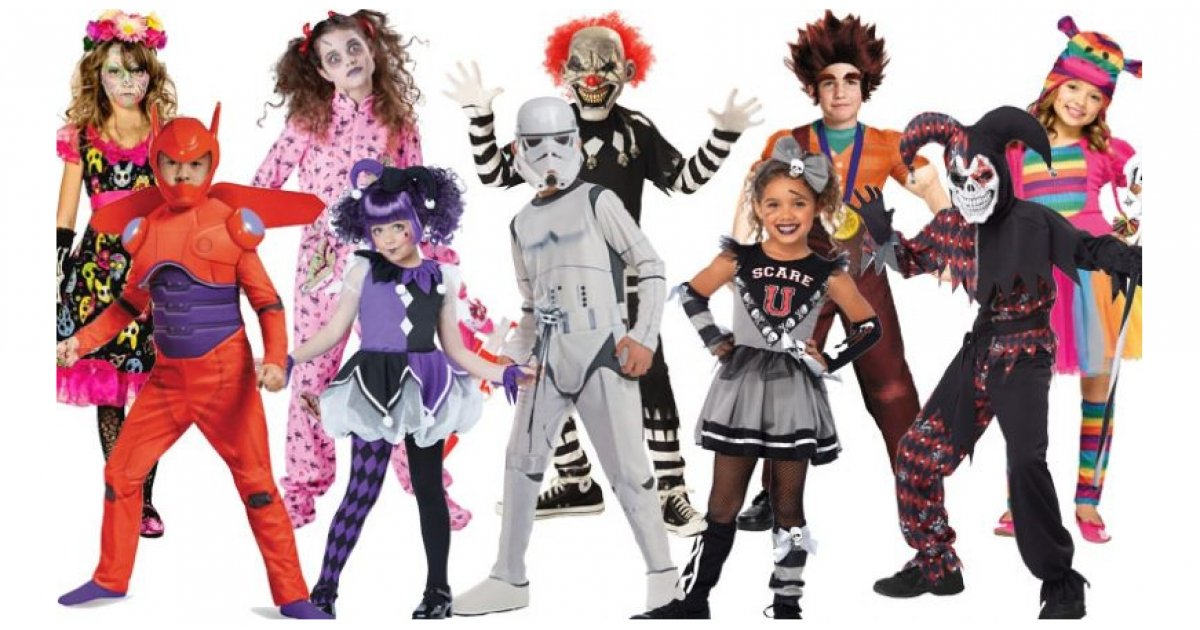 Up To 60% Off Halloween Costumes @ Walmart
