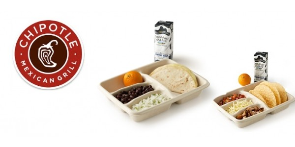 Kids Eat FREE Every Sunday in September @ Chipotle