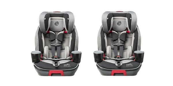 Evenflo Recalling 30,000 Car Seats Due to Safety Concerns