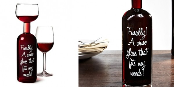 Where To Buy The Wine Bottle Glass