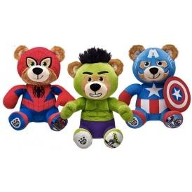 Marvel Mini Plush $10 Shipped @ Build-A-Bear